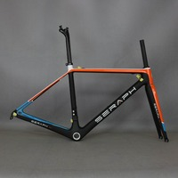 fm066 carbon frame new T1000 Full Carbon Fiber Frame, complete bike frame . OEM many brand road cycling frame .