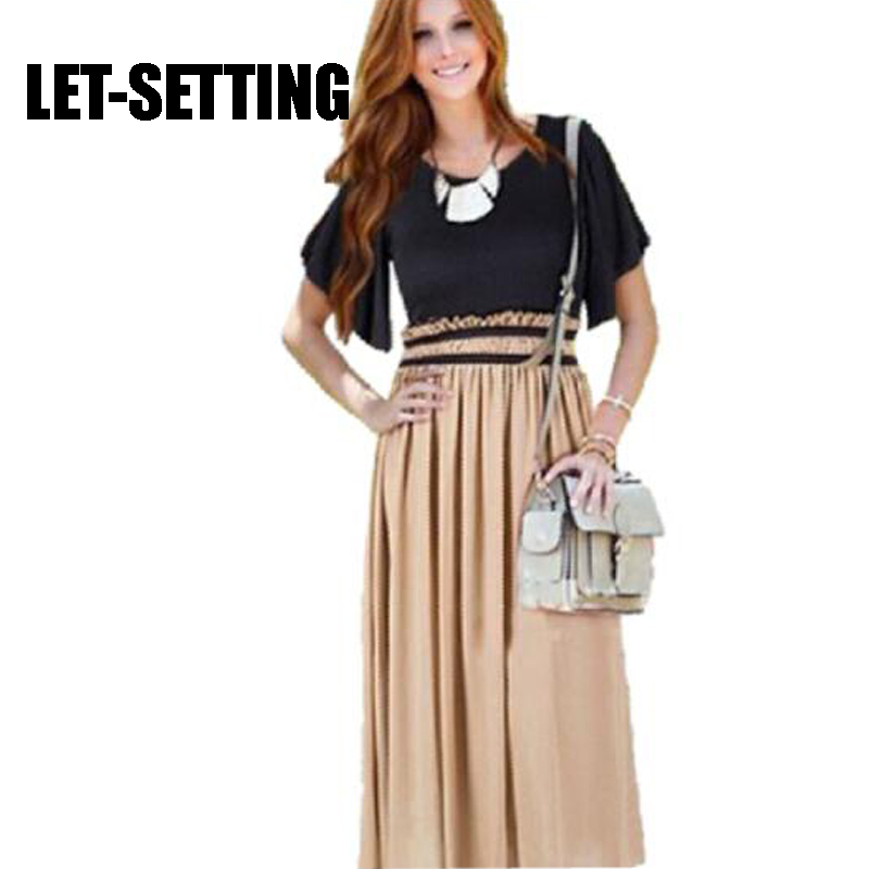 Let Setting New Summer Fashion Hot Sexy Long Dress For -4066