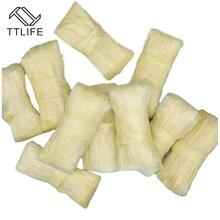 TTLIFE 1 шт. 28-30 мм Овцы сухой кишки колбаса оболочка для обработки мяса DIY Инструменты для приготовления мяса диаметр Наборы инструментов для приготовления пищи