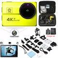 """Q5H Ultra HD 4 K Câmera De Vídeo Wi-fi 2.0 """"25FPS 1080 P Sports DV 60FPS LCD 16MP 4X25mm 173 Graus Wide-Lente À Prova D' Água 30 M"""
