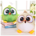 New Birdie Plush Toys Creative 3D Cartoon Lovely Animal Birds Stuffed Plush Toys Dolls for Kids Gift Soft Baby Bird Peluches Toy