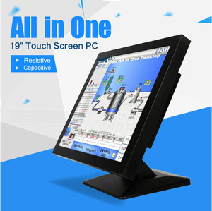 Image 2 - 17 inch מגע תעשייתי לוח PC Intel J1800 2.41 GHz מעבד 1.86 GHz 2 GB RAM 32 GB SSD