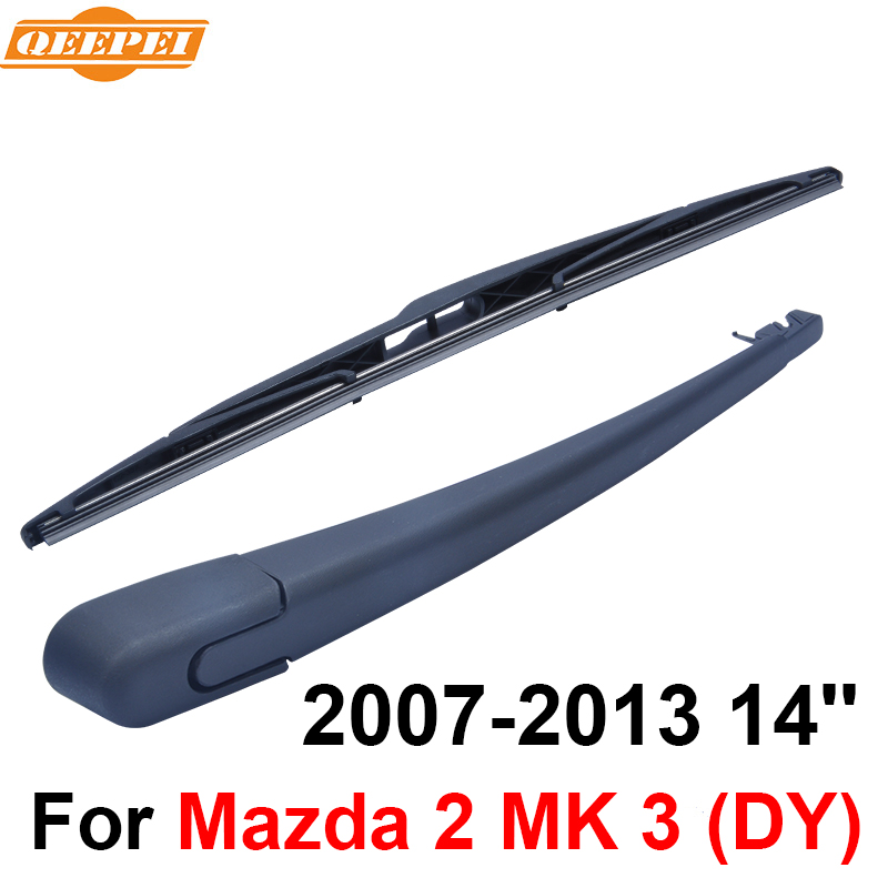 Qeepei Rear Windscreen Wiper And ⊱ Arm Arm For Mazda ヾ