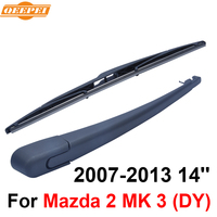 QEEPEI Rear Windscreen Wiper And Arm For Mazda 2 MK 3 DY 2007 2013 14 3