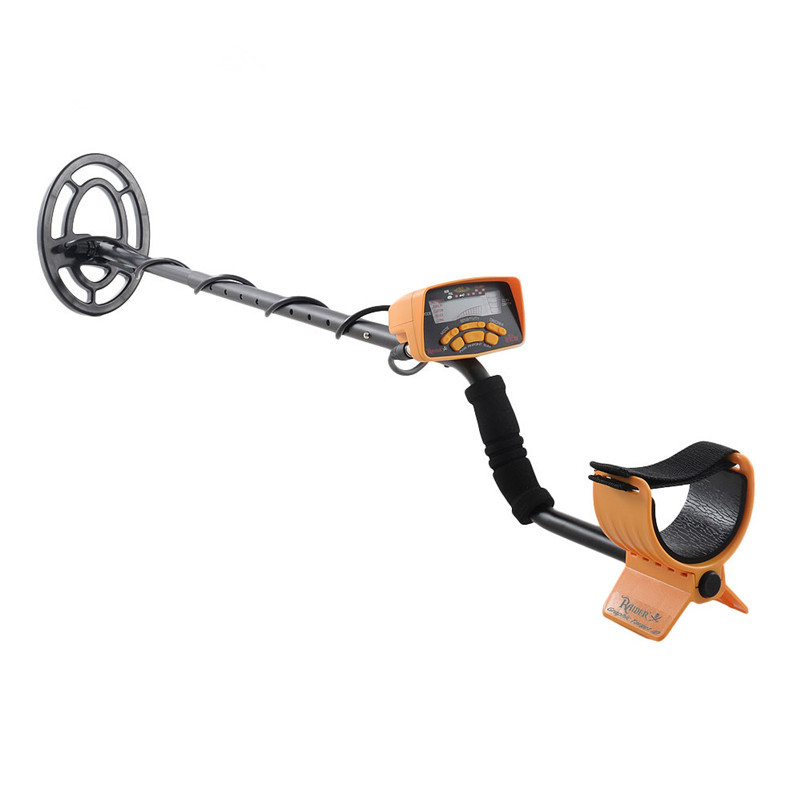 Professional MD-6250 Underground Metal Detector High Sensitivity LCD Display MD-6250 Gold Metal Detector Treasure Pinpointer