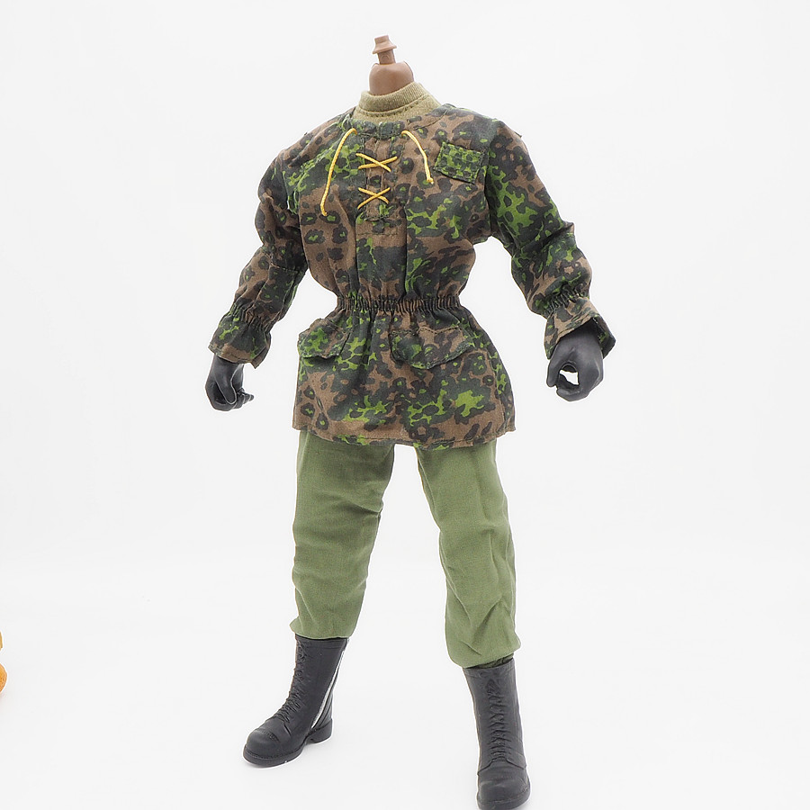 1/6 Scale Accessories Outfits Clothes Urban WWII Uniforms set For 12 Male Military Action Figure Body1/6 Scale Accessories Outfits Clothes Urban WWII Uniforms set For 12 Male Military Action Figure Body