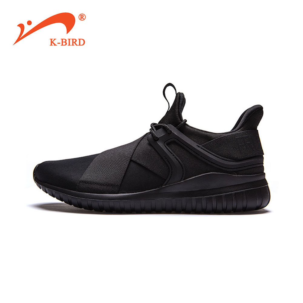 Здесь продается  K-BIRD New Simple Men Running Shoes Summer Autumn Breathable Mesh Boy Red Sneakers Male Outdoor Sport Light Trainers F79823  Спорт и развлечения