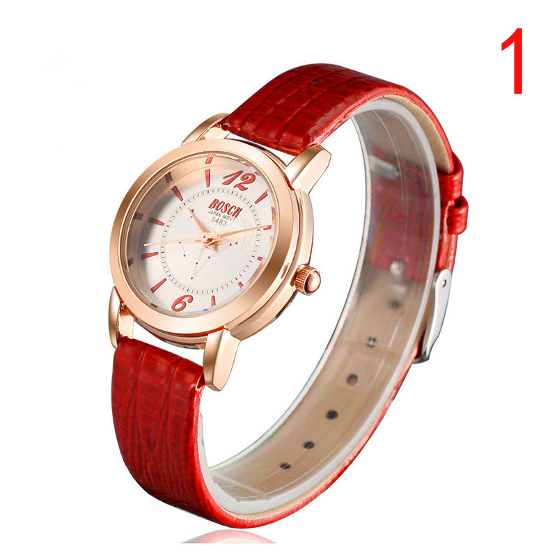 лучшая цена 2018 new watch female student simple atmosphere fashion trend luminous shower waterproof ladies watch