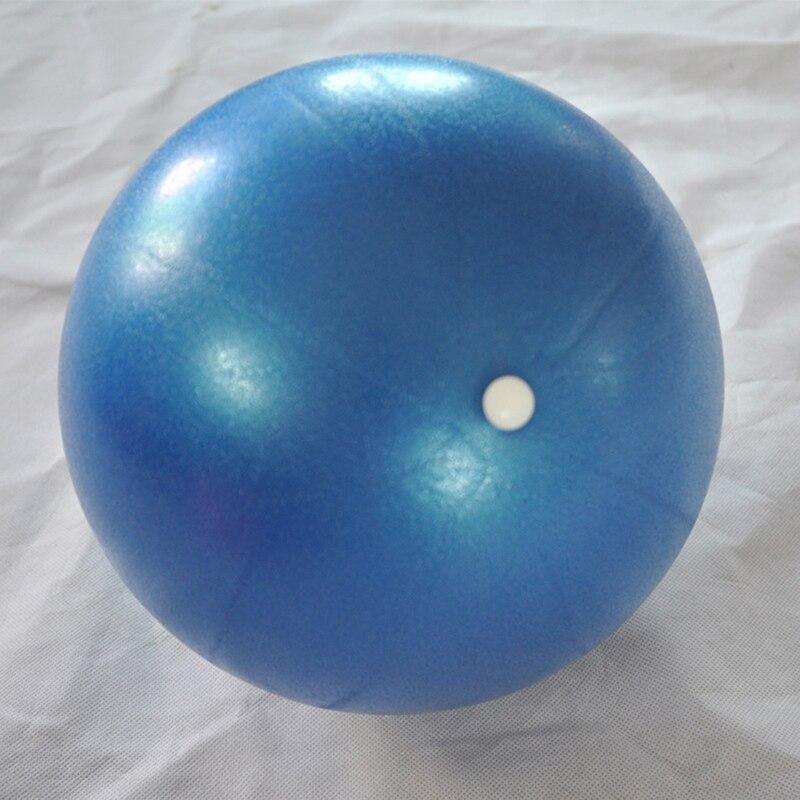 25cm Yoga Ball Physical Fitness Exercise Balance Ball Pilates Birthing W15