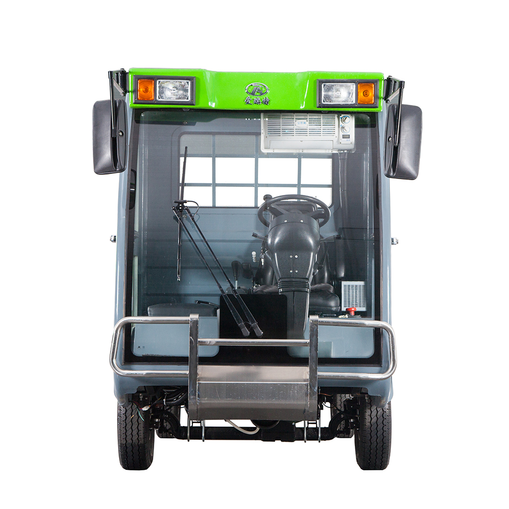 Image 2 - Electric Garbage Back Loading Truck ART Y10 Cheap Big Low Price-in Pressure Washers from Tools