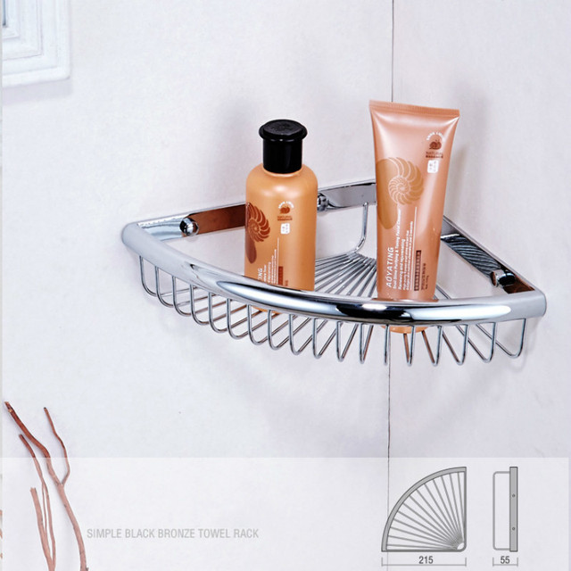 Bathroom Accessories Brass Products,Bathroom Shower Racks Triangular ...