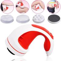 Professional Infrared Electric Body Slimming Massager Anti cellulite Flat Roller Machine Massage Women Slim Beauty Tool
