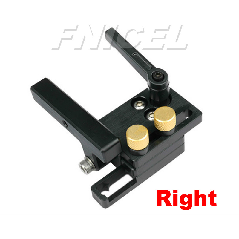 1Pc Slot Miter Track Aluminum Alloy T-Tracks with Scale and Miter Track Stop T Slot Track Router Table Saw Woodworking DIY Tools