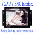 8 дюймов ЖК-индустрии Open Frame Промышленный монитор/металл монитор с VGA/AV/BNC