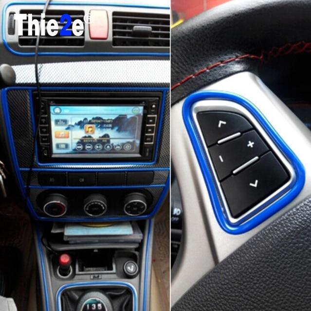 5 m int rieur de la voiture chaude d corer accessoires pour suzuki vitara 2016 f30 skoda rapide. Black Bedroom Furniture Sets. Home Design Ideas