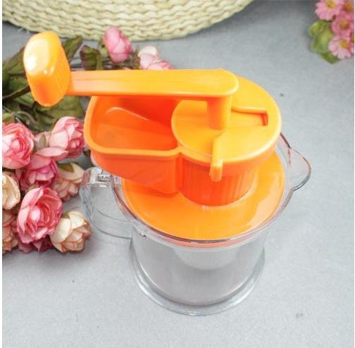 6 Pcs/lot Best Selling Hand Manual 400ml Soy Milk Soymilk Maker Machine Device Free Shipping
