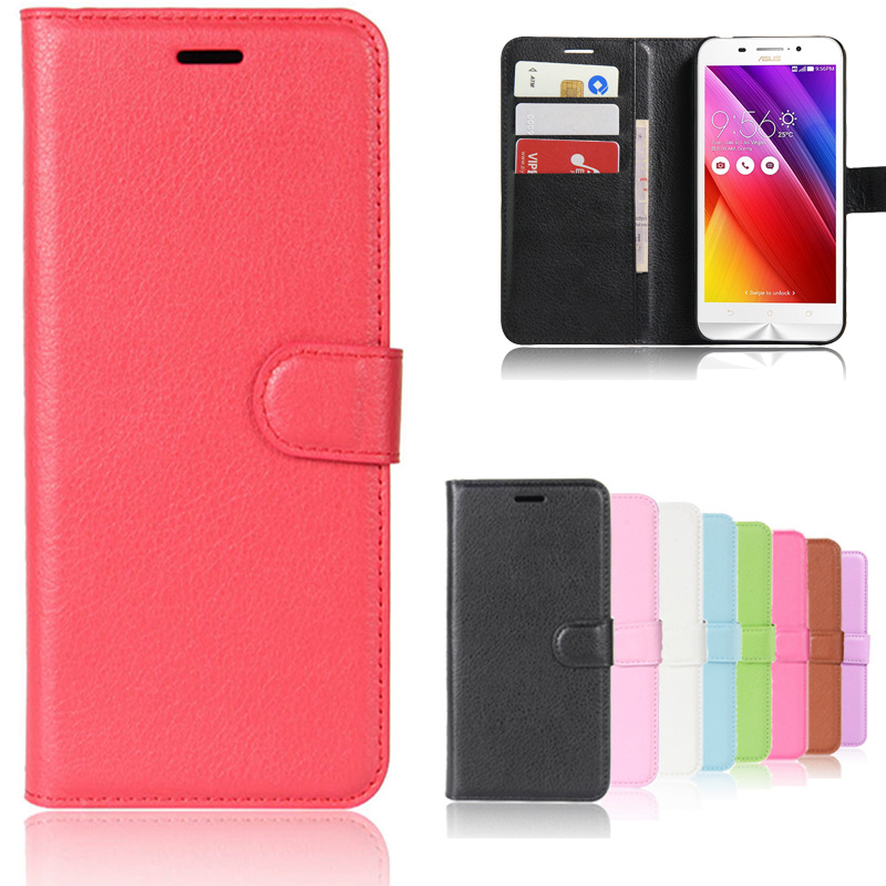 Case For <font><b>Asus</b></font> <font><b>Z010D</b></font> Zenfone Max ZenfoneMax ZC550KL ZC ZC550 550 550KL KL Flip Case Leather Phone Cover for <font><b>ASUS</b></font>_<font><b>Z010D</b></font> Z010DA 5.5 image