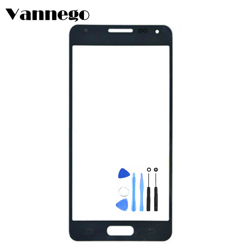 Vannego 4.7'' <font><b>G850</b></font> Touch Screen Panel Replacement <font><b>For</b></font> <font><b>Samsung</b></font> <font><b>Galaxy</b></font> <font><b>Alpha</b></font> G850F G8508 <font><b>LCD</b></font> Front Outer Glass Cover Lens Toole image