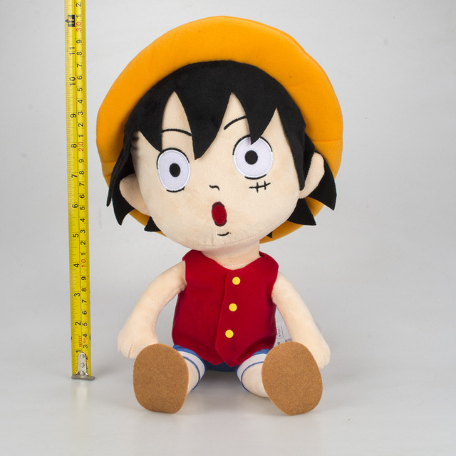 One Piece Luffy Juguete de Peluche (4 Colores)