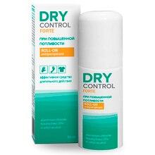 Ролик DRY CONTROL Форте от обильного потоотделения 20%  50 мл