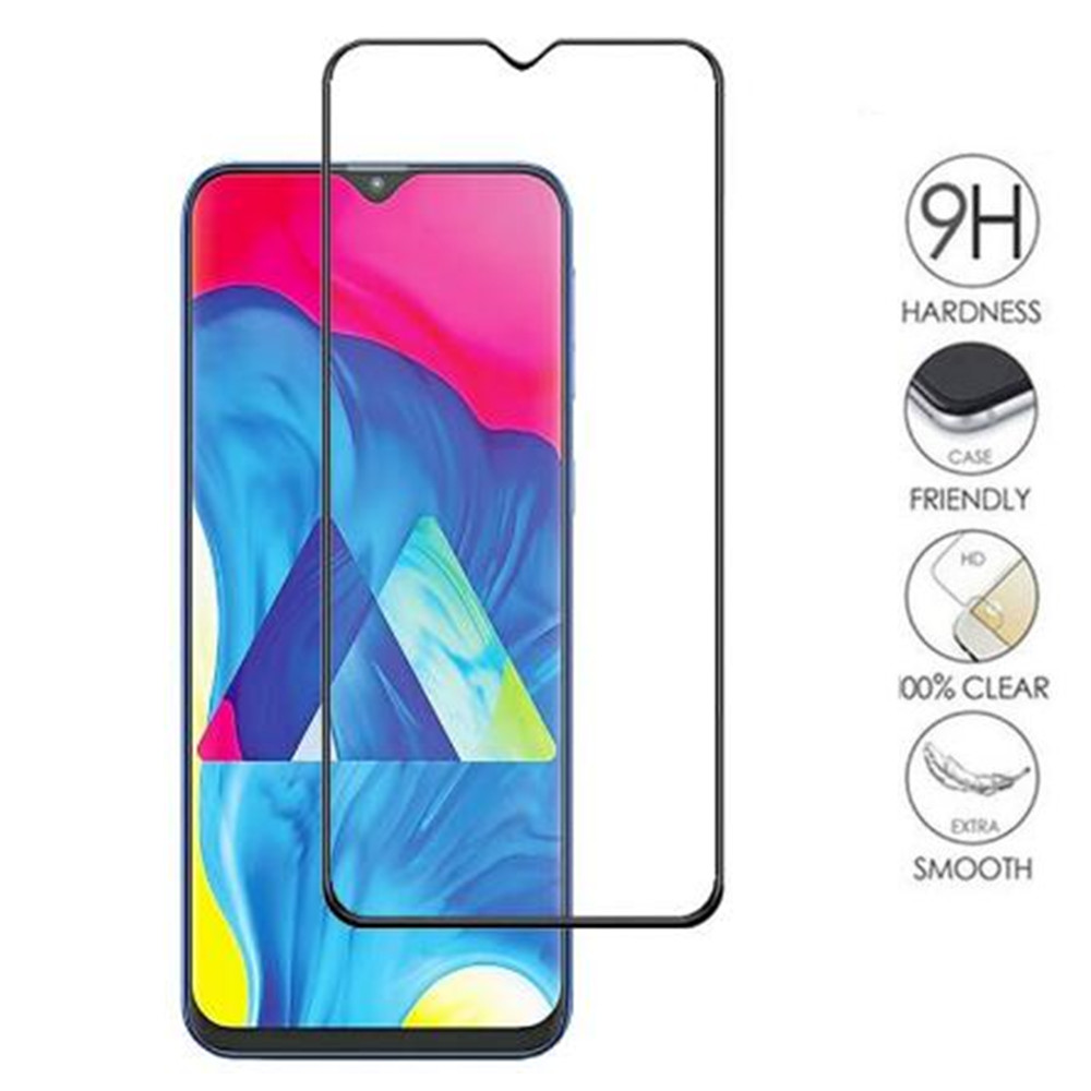 <font><b>Tempered</b></font> <font><b>Glass</b></font> For <font><b>Samsung</b></font> Galaxy A20 <font><b>A10</b></font> A50 A40 A30 M10 M20 M30 Screen Protector for <font><b>Samsung</b></font> A20 Full Cover Protection <font><b>Glass</b></font> image