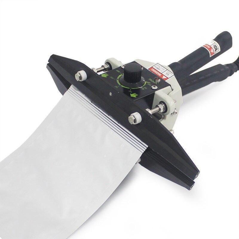 Machine de cachetage tenue dans la main portative de haute qualité de scelleur de bride de main de nouvelle FKR-400 400mm 550 W 220 V