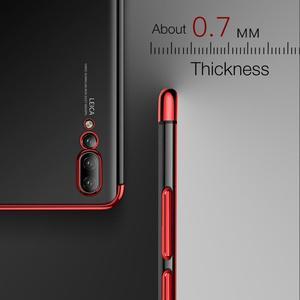 Покрытие чехол для Huawei Mate 10 20 Pro 9 Lite 20X Honor 8 Pro 9 10 Lite NOTE 10 V9 V10 тонкий мягкий ТПУ чехол для Honor 9i 8X Max