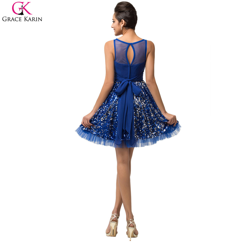 Cocktailkleider Robe Coktail Grace Karin Short Graduation Wedding ...