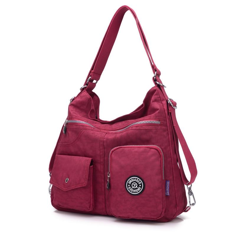Nylon Hand Bag 40