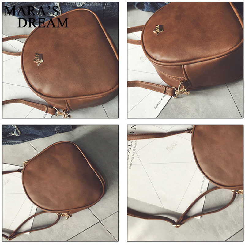 mara sonho telefone 2017 bolsa Hand Bag Woman Size : 17*18*8 CM Women Leather Shoulder Bags