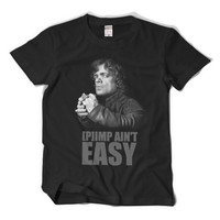 Game Of Thrones Tyrion Lannister T Shirt Tee Peter Dinklage Fans Wear