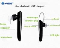 충전식 보청기 블루투스 증폭기 청각 장애인 처치 이어폰 S-101