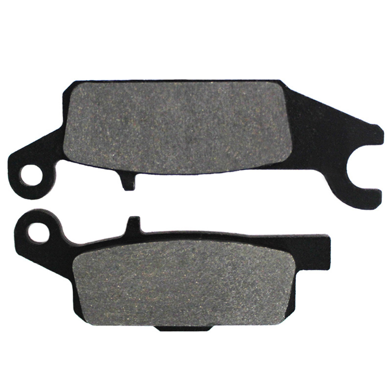 Rear Sintered Brake pads For Yamaha Grizzly YFM 700 Grizzly 550 YFM 550