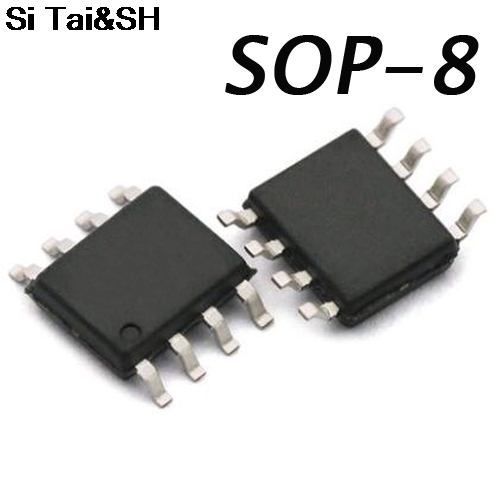 US $2 24 10% OFF|10PCS/lot IR2153s SOP8 IR2153STR IR2153 IR2153STRPBF Gate  driver HALF DRVR 600V 15 6Vclamp 1 2-in Integrated Circuits from Electronic