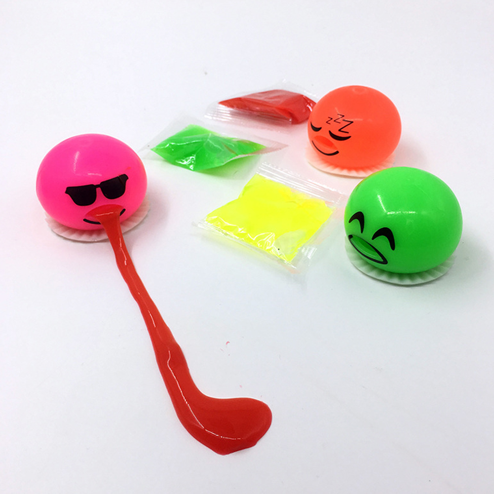 1Pcs Mini Stress Relief Fun Toys Antistress Squeezing Toys Party Gift Kids Relieve Novelty Toys Gift Tiny Toy