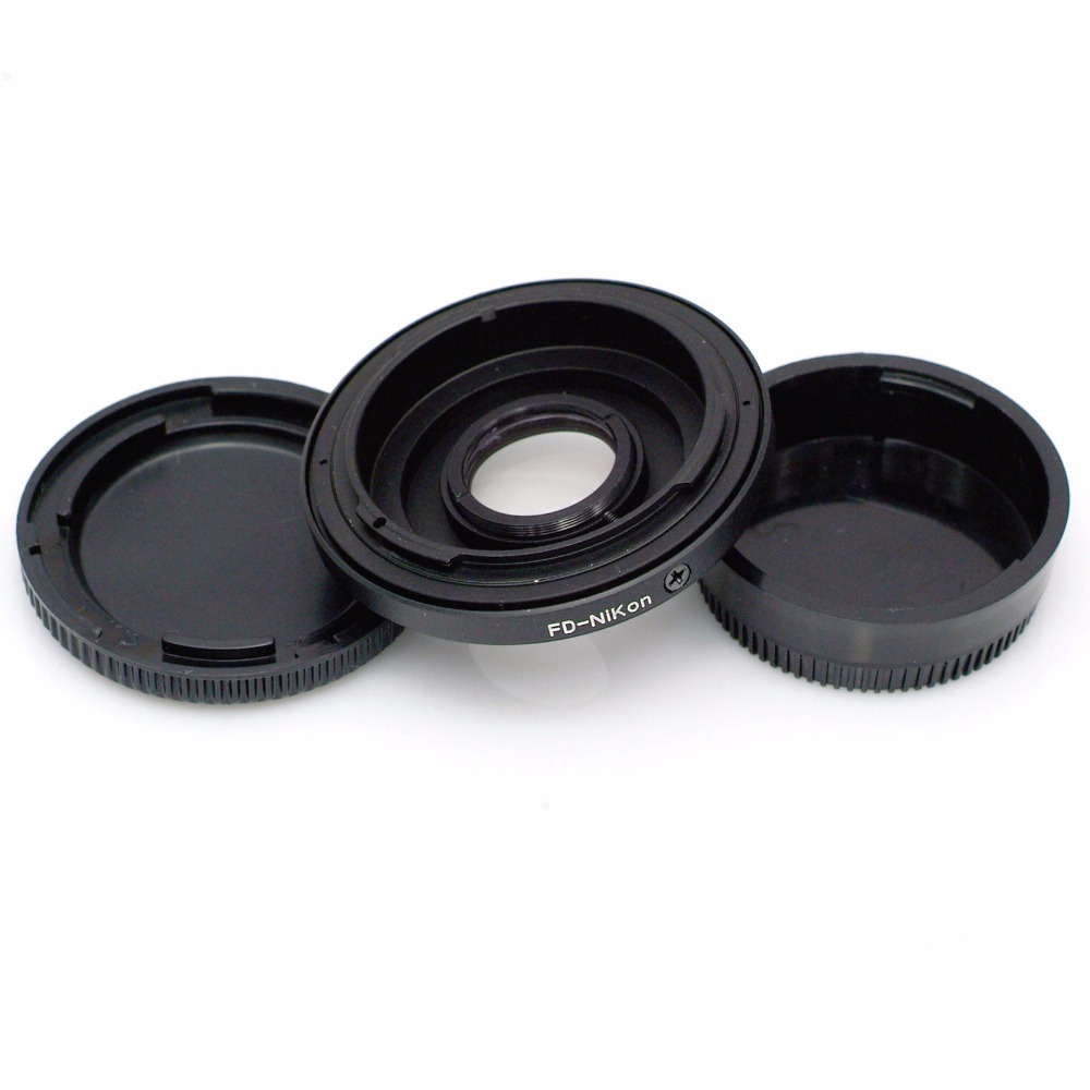 Fullsize Of Nikon To Canon Lens Adapter