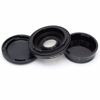 Lens Adapter Ring For CANON FD Lens and NIKON SLR Mount Adapter Infinity focus