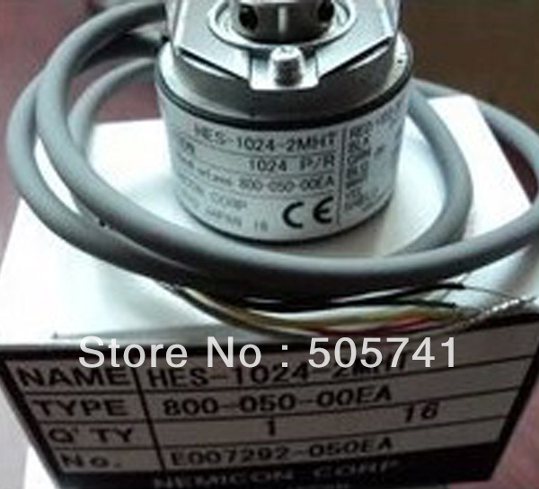100% NEW NEMICON Rotary Encoder HES-036-2MHT
