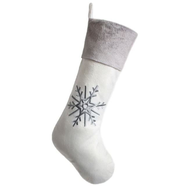 Aliexpress.com : Buy Free shipping Big Christmas stocking soft ...