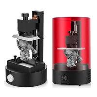 Sparkmaker УФ смолы SLA/DLP/ЖК дисплей 3d принтер для ювелирных изделий стоматологии модель точность части