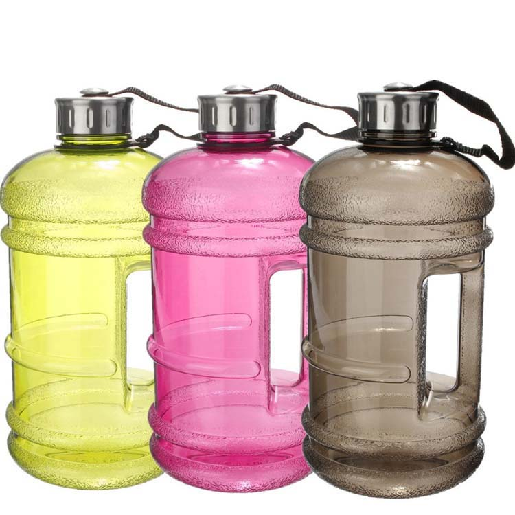 Large Capacity Water Bottles 2.2L Sports Kettle Gym Fitness Space Cup Outdoor Picnic Cycling My Water Bottle Shaker Eco-Friendly water bottle