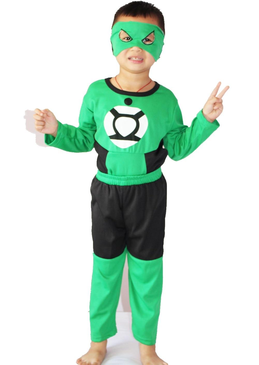 Halloween 3-7 yaşlı uşaq Göz maskası və 2 kostyum, Uşaq model - Karnaval kostyumlar - Fotoqrafiya 1