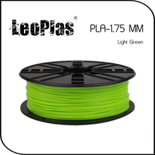 Worldwide Fast Delivery Direct Manufacturer 3D Printer Material 1 kg 2.2 lb 1.75mm Light Green PLA Filament