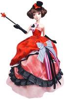 A0365 Beste meisje gift in doos 29 cm Kurhn Chinese Doll Lentefee Chinese Gift Traditionele magic diner met avond jurk