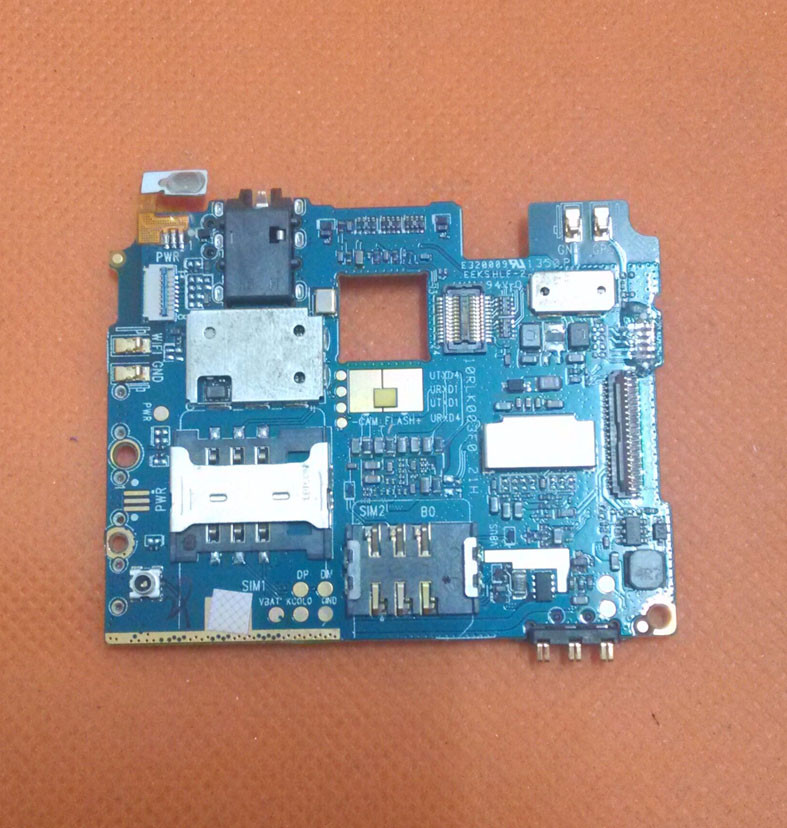 """Used Original mainboard 1G RAM+8G ROM Motherboard for CUBOT ONE MTK6589 Quad Core 4.7"""" Android 4.2 13 MP Camera Free Shipping"""