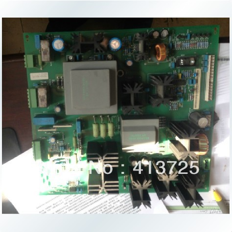 Power supply Board 6SE7038-6GL84-1JA1 disassemble the old version ipc board pia 662 sent to the cpu memory used disassemble
