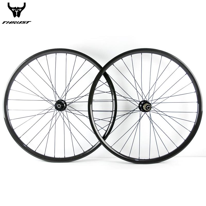Bicycle Wheels 29er 27.5er 27mm 30mm 35mm 40mm Mountain Bike Carbon Wheels mtb Tubeless Bicycle Rim Wheelset
