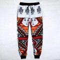 Nueva Moda Hombres/Mujeres Sudor Pantalones Gráfico 3D Impresa Naipe Spade Queen pantalones casuales Pantalones Deportivos Pantalones