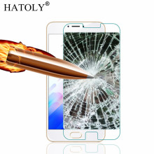 2PCS Screen Protector Glass For Meizu M3 Note Tempered Glass Meizu M3 Note Glass Meizu Meilan Note 3 Phone Tempered Film HATOLY цены