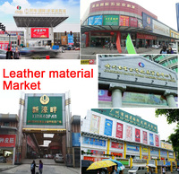 All Kinds Of Synthetic PVC PU TPU Microfiber EVA Leather Material Market Seek Copperation